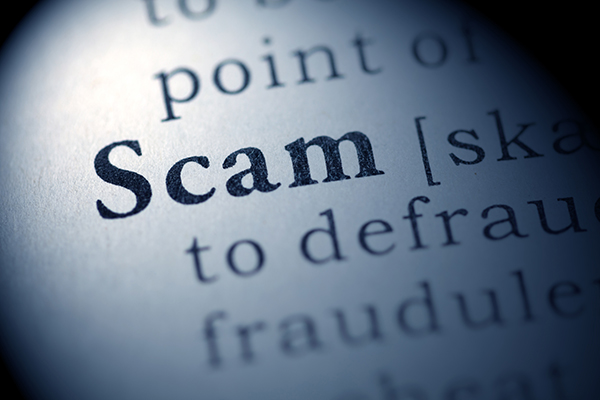 Beware of scammers pretending to be leasing brokers